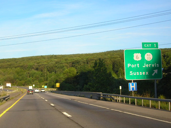 New York Routes (I-84